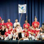 Cours d'éveil capoeira juin 2016 Ct Arnaud